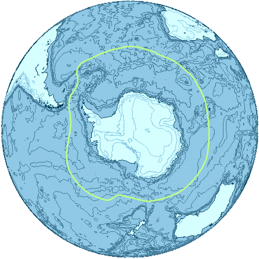 Antarctica-Region