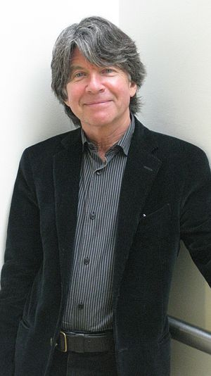 Anthony Browne (author) - Browne in 2010