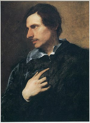 Jean LeClerc (painter) - Portrait of Jean Leclerc by Anthony van Dyck