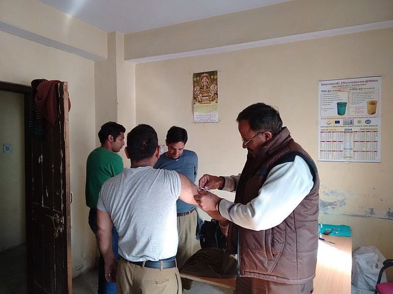 File:Anti-Rabies Vaccination - India (17028920346).jpg
