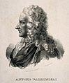 Antonio Vallisnieri. Lithograph by L. Rossi. Wellcome V0005968.jpg