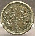 Antonio montaiuti, medaglia di violante di baviera, reverse, 1731 ca..JPG