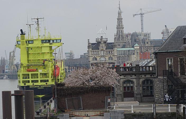 Antwerpen - Scheldeprijs, 8 april 2015, vertrek (D04).JPG