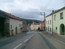A view within Apach