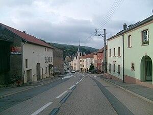 Apach - Image: Apach Lorraine France 20090902