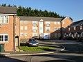 Apartments, Phillip Street, Newport - geograph.org.uk - 1652541.jpg