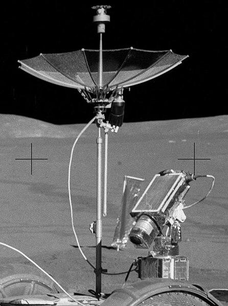 Gravidade: Ação ou Reação? - Página 3 446px-Apollo_15_Television_Camera