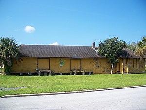 Apopka, Florida - Apopka Seaboard Air Line Railway Depot