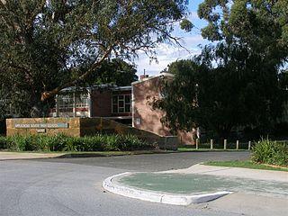 Applecross Senior High School Public co-educational high day school in Australia