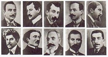Deportation of Armenian intellectuals on 24 April 1915 - Wikipedia