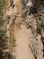Aqueduct on the Hadassah trail 1.JPG