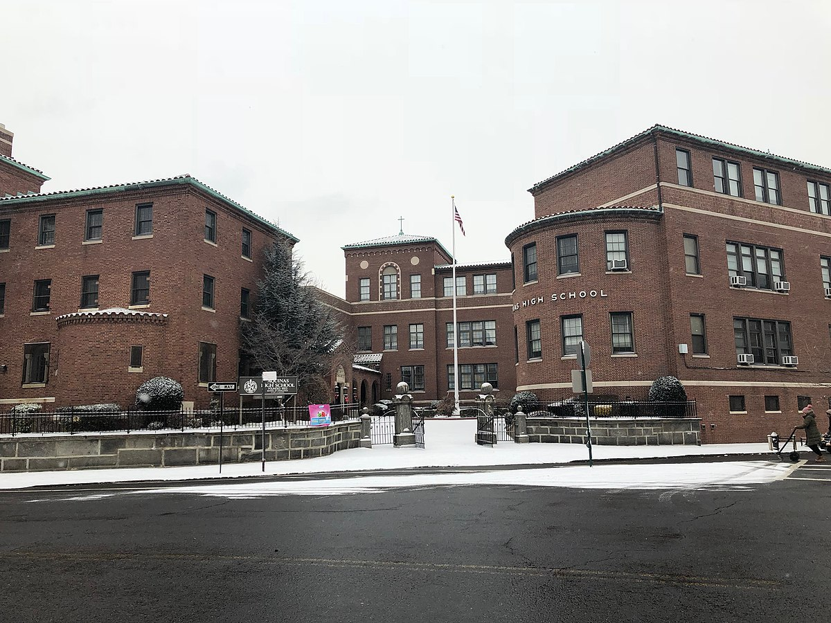 Aquinas High School (New York) - Wikipedia