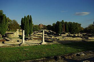 Aquincum - The ruins of Aquincum
