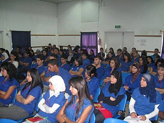 Dror-Israel - Youth guides from the Arabic sector of HaNoar HaOved VeHaLomed