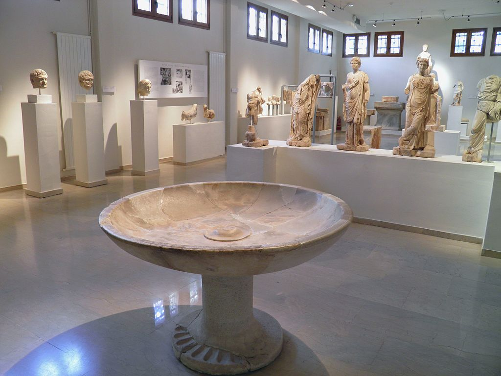 Archaeological Museum, Dion (7076591411)