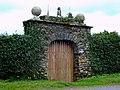 Arched gateway, Bantry - geograph.org.uk - 728174.jpg