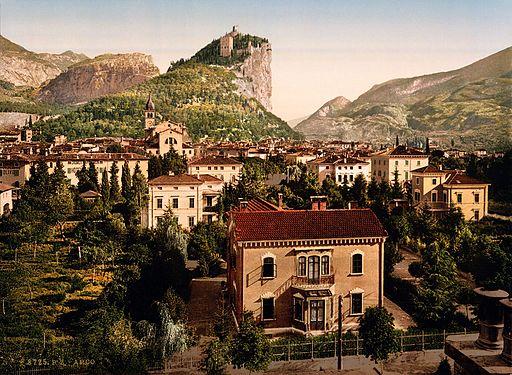 Arco, Trento, Italy, 1890-1900