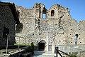 Area del monastero nuovo, Sacra di San Michele 06.jpg