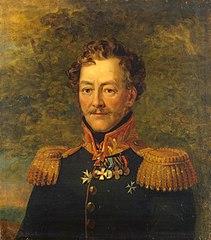 Portrait of Ivan V. Argamakov (1763-1834) (1st)