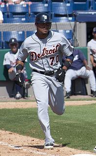 Argenis Díaz Venezuelan baseball player