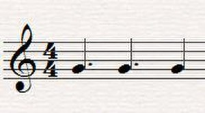 Tango music - Image: Argentinian Tango Rhythm