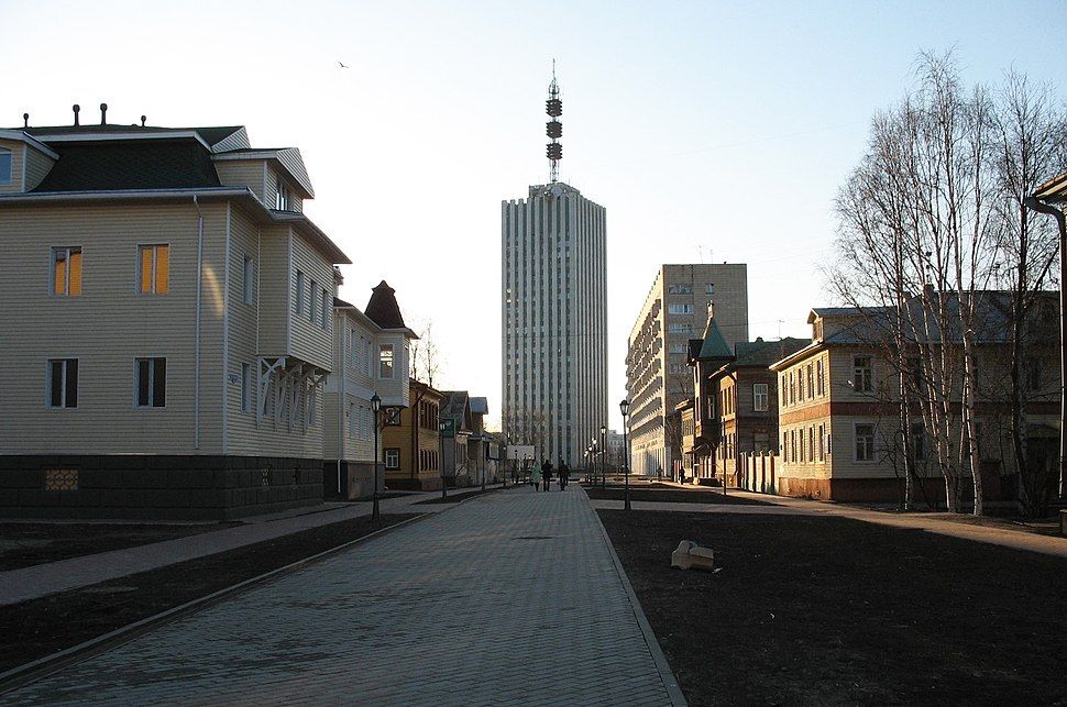 Arkhangelsk Chumbarova-Luchinskogo