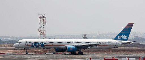 Arkia Israeli Airlines - Boeing 757-3E7 - Tel Aviv Ben Gurion - 4X-BAU-1219