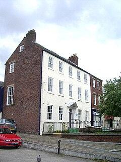 Arkwright House, Preston building in Preston, Lancashire