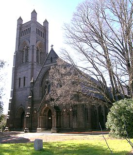 St Peters Cathedral, Armidale