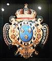 Armoiries royales de France, 1727.jpg
