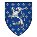 Arms of Sir Thomas Holland, KG.png