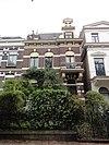 foto van Herenhuis met hek uit 1889 in neorenaissance-stijl