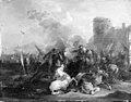 Arnold Frans Rubens - Cavalry Skirmish - KMSsp326 - Statens Museum for Kunst.jpg