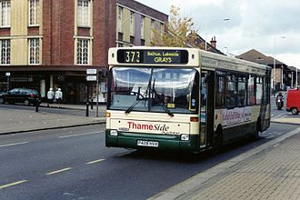 London Country North East - Image: Arriva East Herts & Essex 3428 P428HVX