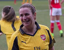 Arsenal LFC v Kelly Smith All-Stars XI (171) (cropped).jpg