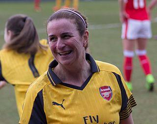 Marieanne Spacey Association footballer