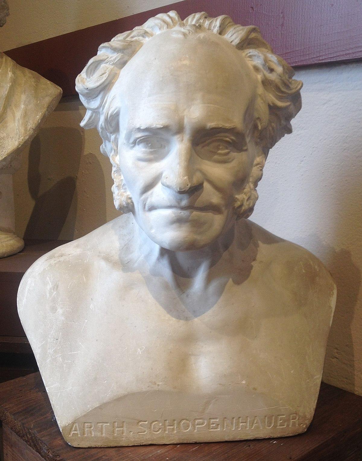 arthur schopenhauer sculpture wikipedia