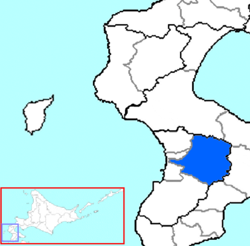 Assabu in Hiyama Subprefecture.png