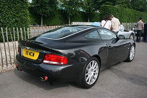 Aston Martin Vanquish - Aston Martin Vanquish S