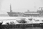 Atlantis Alicante (ship, 2017) under snow BW.jpg