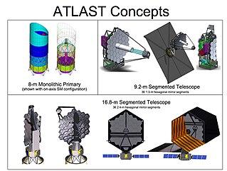 Advanced Technology Large-Aperture Space Telescope proposed UV-optical-NIR space telescope