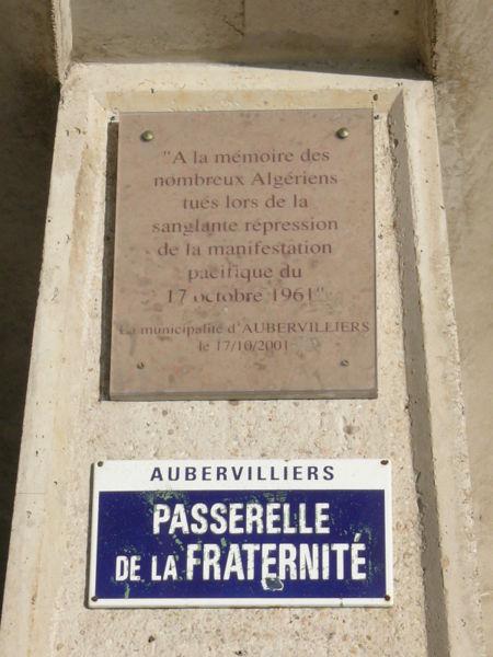 17 octobre 1961 dans Algérie