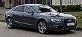 Audi A5 Sportback 2.0 TDI S-line (Facelift) – Frontansicht, 23. September 2012, Düsseldorf.jpg