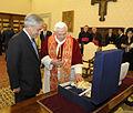 Audiencia privada con Su Santidad, el papa Benedicto XVI (5494392174).jpg