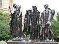 Auguste Rodin-Les Bourgeois de Calais-London.jpg