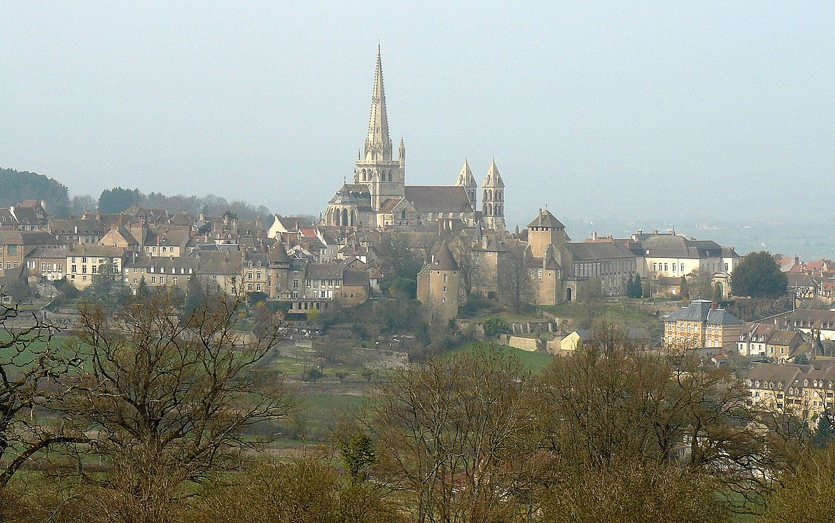 Autun Travel Guide At Wikivoyage