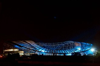 Leinster Rugby - Aviva Stadium prior to Leinster game
