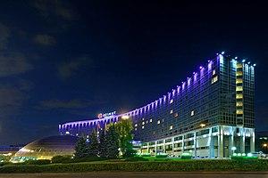 Azimut Hotels - Image: Azimut Hotel Olympic