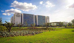 Université Internationale de Rabat - Teaching building n°1 - IUR campus