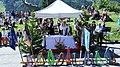 Bénédiction des cordes et des piolets lors de la fête de l'Alpe et des Guides de Pralognan, 2016 (4).jpg